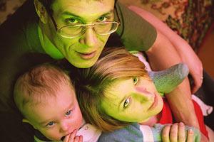 Начало семьи. 1997 год.