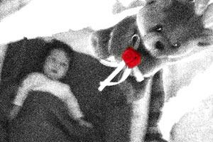 Музыкальный медвежонок. 1997 год.