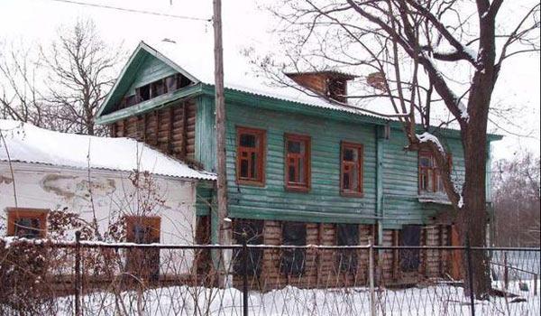 Современный облик Дома Лизы Калитиной