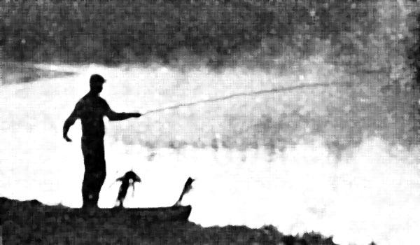 Платная рыбалка в СССР