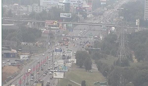 Ленинградское шоссе, Химки