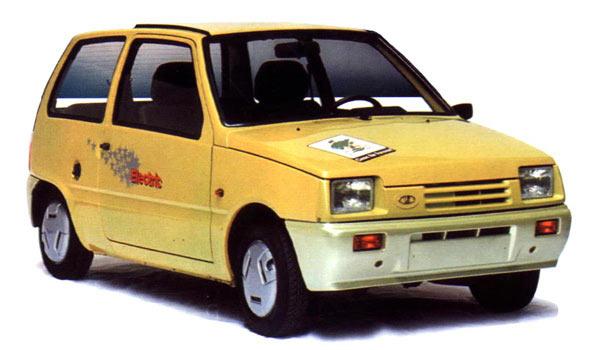 ВАЗ-1111 Электро