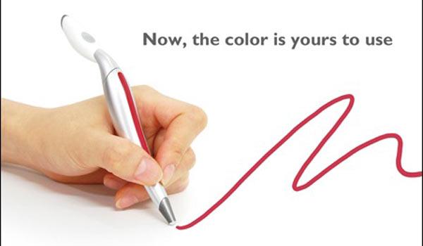 Супер ручка для художников-натуралистов