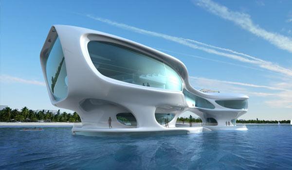 Безопасность и футуристическая архитектура