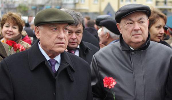 Владимир Ресин и Виктор Черномырдин