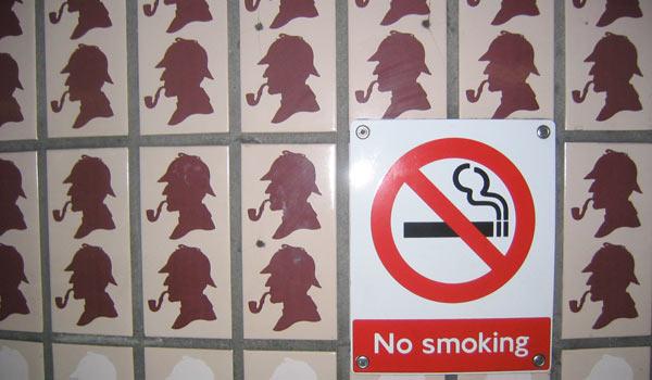 Первые преследования курильщиков в Европе