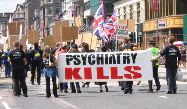 Психи тоже протестуют против психиатрии