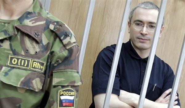 Кто покровительствует Михаилу Ходорковскому?