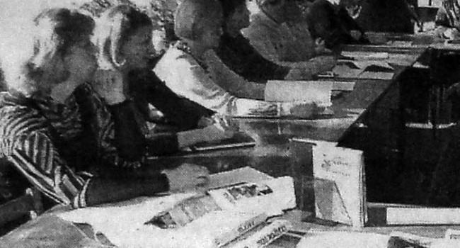 В последний день зимы, 28 февраля, в поселковой библиотеке состоялось заседание «круглого стола», на котором рассматривалась проблема жестокого обращения и насилия над детьми. Была оформлена книжная выставка, посвященная этой теме.