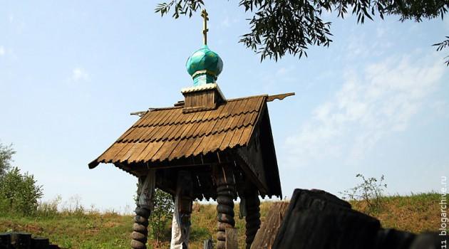 Андреевский источник, Колпнянский район Орловской области.