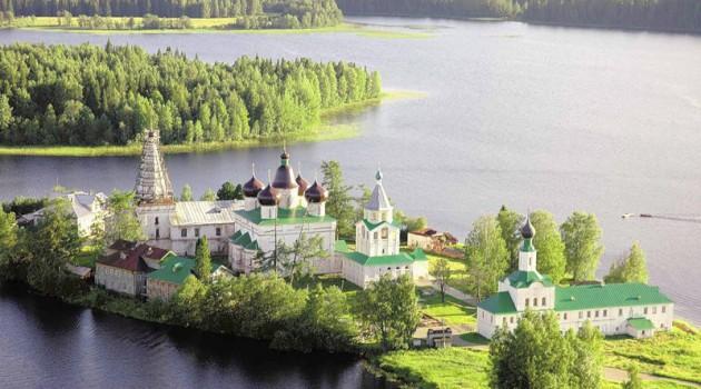 Антониево-Сийский монастырь после восстановления.