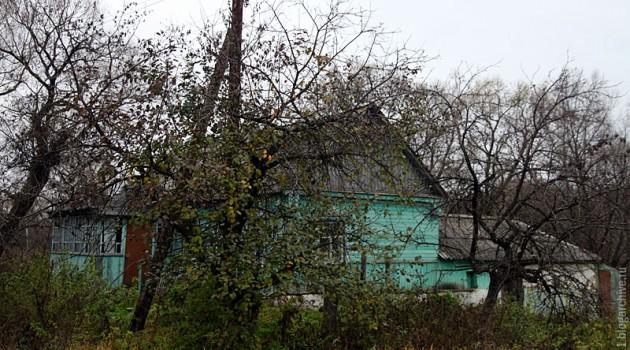 Дом в 500 км. от Москвы.