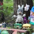 Сад детских игрушек. Москва. 2012 год