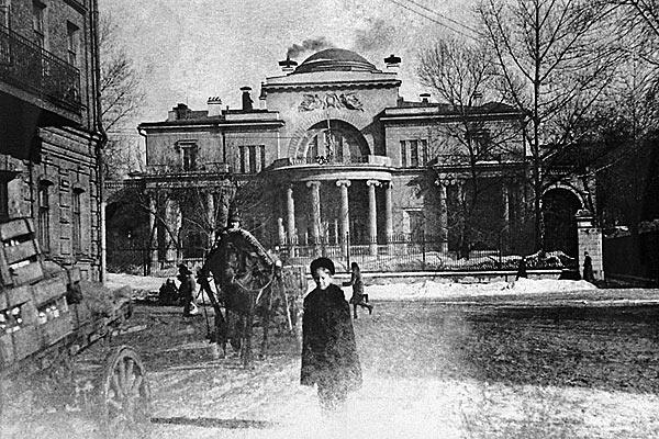Спасо-Хаус, резиденция американского посла в России