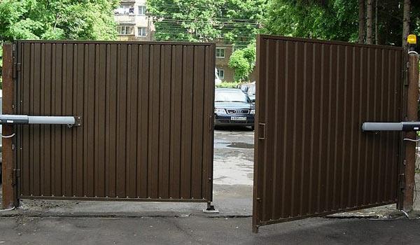 Гаражные ворота — Квант, город Клин