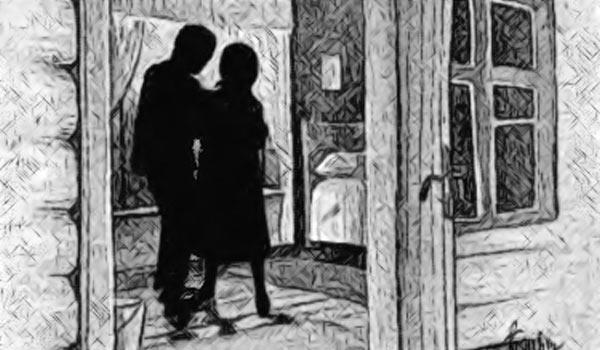 Советский инженер Иван Тасин соблазняет молодую замужнюю крестьянку