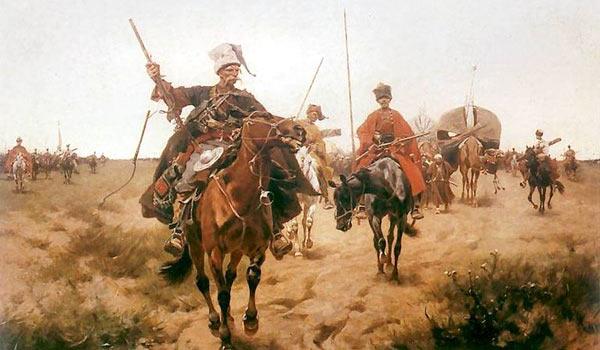 Покорение Средней Азии