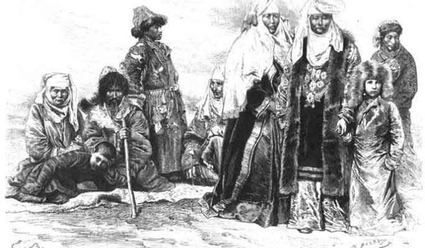 Киргизы в XIX веке