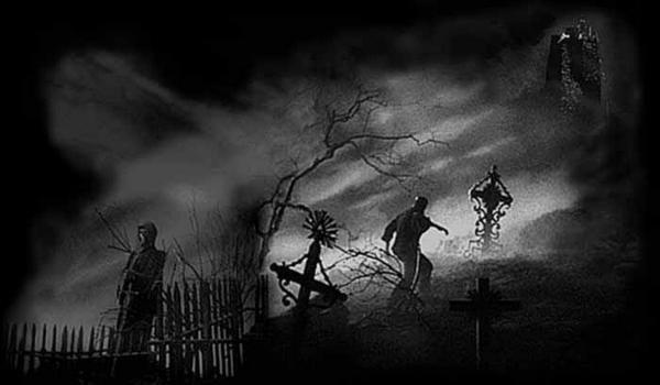 Ужасы ночные