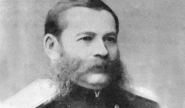 Генерал-адьютант Мещеринов (1827-1901)