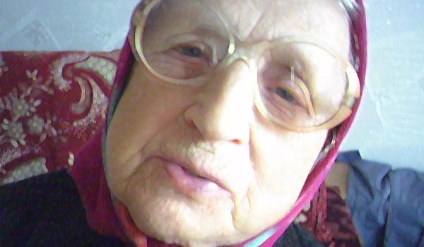 Советская старушка