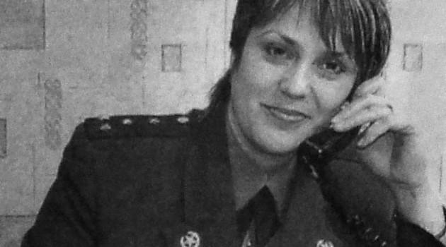 Капитан Татьяна Александровна Грекова.