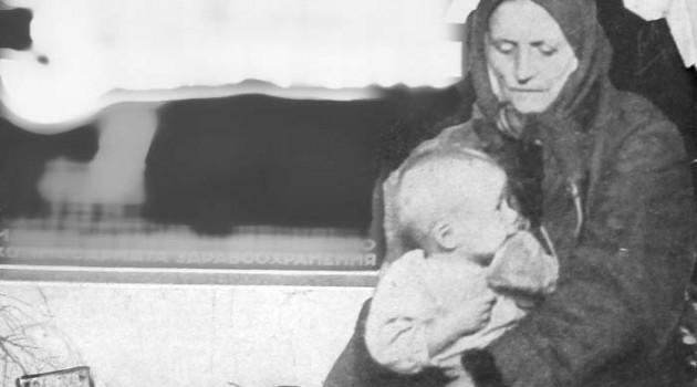Охрана детства в Советской деревне. 1928 год.